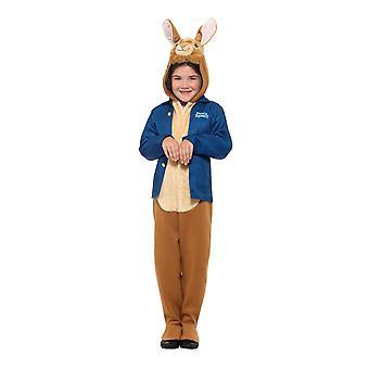 Peter Rabbit traje de lujo, película de Peter Rabbit, edad grande 10-12