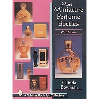 Plusieurs flacons de parfum miniatures par Glinda Bowman - livre 9780887409998