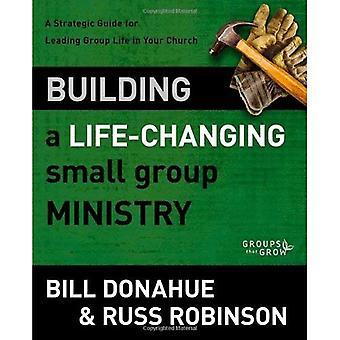 Opbouwen van een leven veranderen van kleine groep ministerie PB (groepen die groeien)