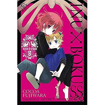 Inu X Boku SS, Vol. 8