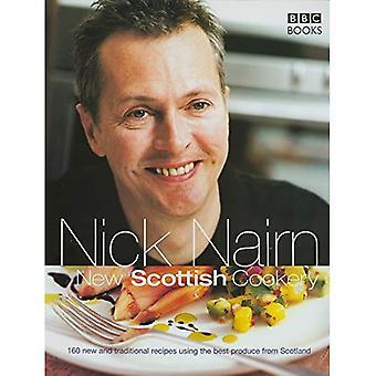 Nick Nairns nya skotska kokbok