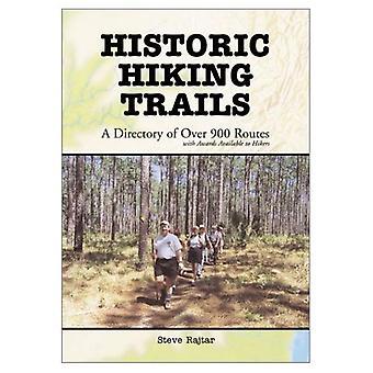 Historiske turstier: En katalog med over 900 ruter med priser tilgjengelig for turgåere