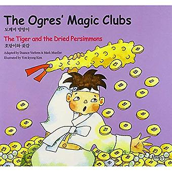5. The Ogres's Magic Clubs / The Tiger and Dried Persimmons (Korean Folk Tales for Children)