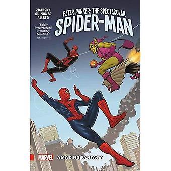Peter Parker: Vol. Spectacular Spider-man 3 - niesamowite Fantasy