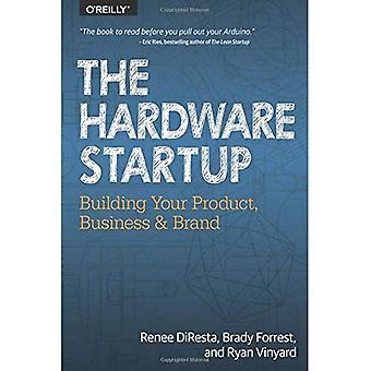 Die Hardware-Start: Gebäude, Ihr Produkt, Unternehmen und Marke