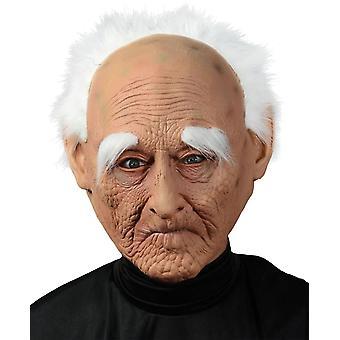 Creepy Old Man Mask