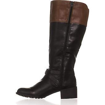 Stijl & Co. Womens Venesa ronde teen knie High Fashion laarzen