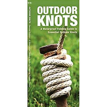 Outdoor knopen: een waterdichte gids voor essentiële outdoor knopen (buiten Essentials skills gids)