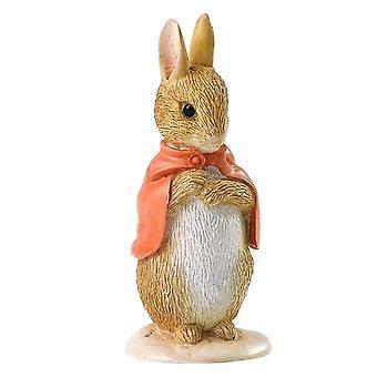 Beatrix Potter Flopsy Rabbit Miniature Figurine