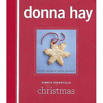Simple Essentials Christmas by Donna Hay - 9780732287184 Book