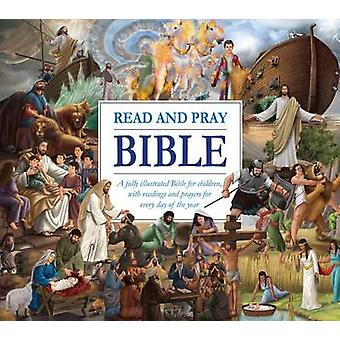 Read and Pray Bible for Kids by North Parade Publishing - 97817837394