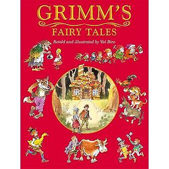 Grimm's Fairy Tales by Val Biro - 9781841355054 Book