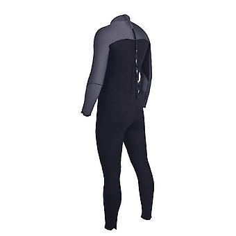 Trespass Diver Mens 5mm Full Length Neoprene Wetsuit
