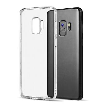 Transparent rubber shell, Samsung S9 Plus