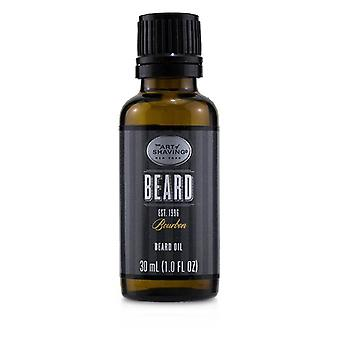 The Art Of Shaving Beard Oil-Bourbon 30ml/1oz