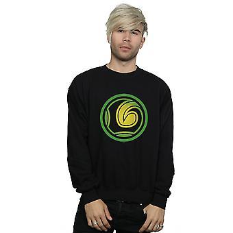 Marvel Men's Loki Symbol Sweatshirt