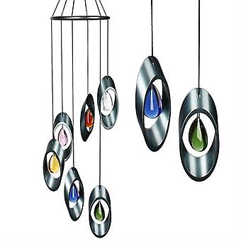 Bellissimo Bells duży Chakra CHIME Olive