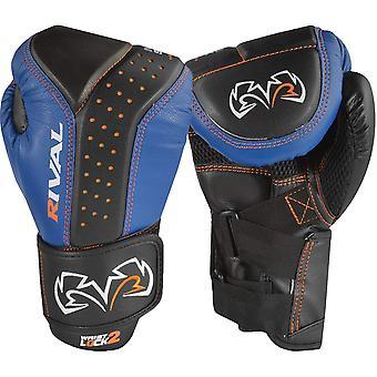 Rivaliser avec boxe gants de sac d3o Intelli-choc-noir/marine