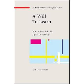 Will to Learn by Ronald Barnett