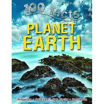 100 faits planète terre