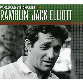 Ramblin' Jack Elliott - Vanguard Visionaries [CD] USA import