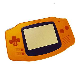 Replacement housing shell kit for nintendo game boy advance - orange