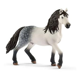 Schleich Horse Club Andalusian Stallion Horse Toy Figure (13821)