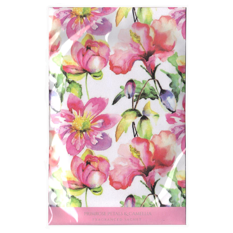 Fragrence Sachet 20g -  Primrose Petal & Camellia