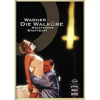 R. Wagner - Die Walkure [DVD] USA import