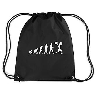 Black backpack fun1377 evolution of weightlifting