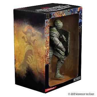 Ikoner af Realms miniaturer Walking statue af Waterdeep den Honorable ridder