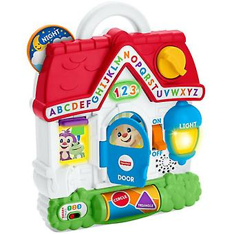 Fisher-Price Laugh N Learn Puppy's Busy Activity Home