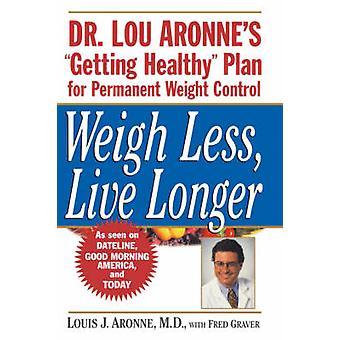 تزن أقل--أطول-الحصول على خطة Dr.Lou أرون صحية للمؤسسة العامة