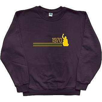 1970 Black Sweatshirt