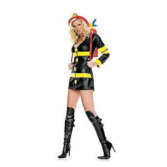 Leg Avenue Fire Woman Adult Large