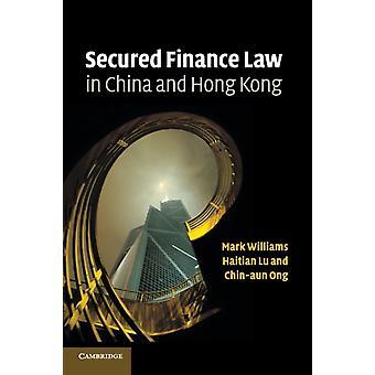 Beveiligd financieel recht in China en Hong Kong door Mark Williams