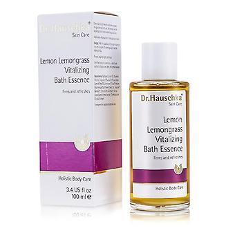 Dr. Hauschka Lemon Lemongrass vitalizing baie Essence-100ml/3.4 oz