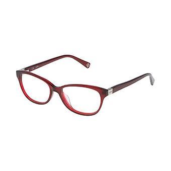 Ladies'Spectacle frame Loewe VLW9245307FQ