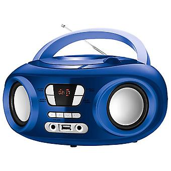 Rádio-CD Bluetooth MP3 9