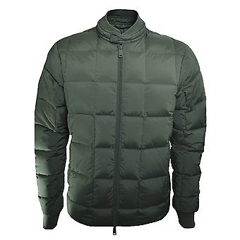 Armani Jeans Men's Khaki Green Jacket