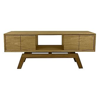 Fusion Living Dänische Medium Oak Media Unit