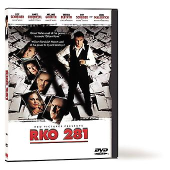 RKO 281 - The Battle Over Citizen Kane (1999) DVD Movie