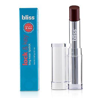 Lock & key long wear lipstick # see ya sangria 229194 2.87g/0.1oz