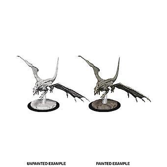 Unge hvide drage: d & d nolzur ' s vidunderlige umalet miniaturer (W9)