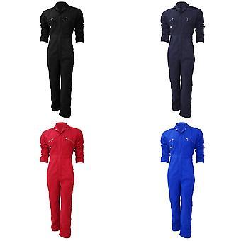 Dickies RedHawk Zip front Coverall Tall/férfi Munkaruházat