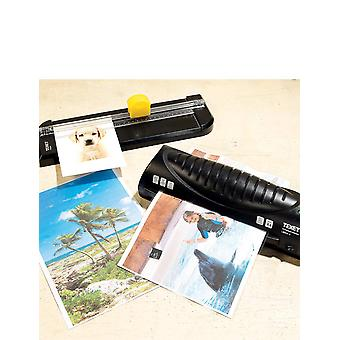 Texet Texet A4 Laminator and Paper Trimmer Value Pack