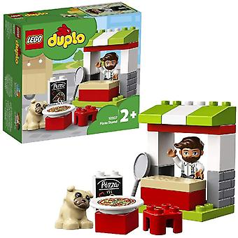 LEGO 10927 DUPLO Stadt Pizza Stand