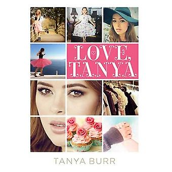 Love - Tanya by Tanya Burr - 9781405921404 Book