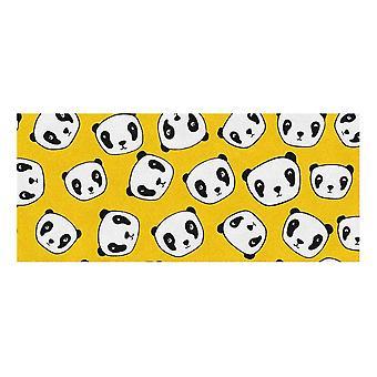 Kids Rug - Panda - Wasbaar - 65 x 150 cm