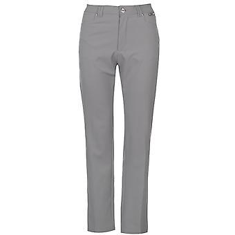 Slazenger Womens Golf pantalons pantalons Bottoms Zip Standard Fit